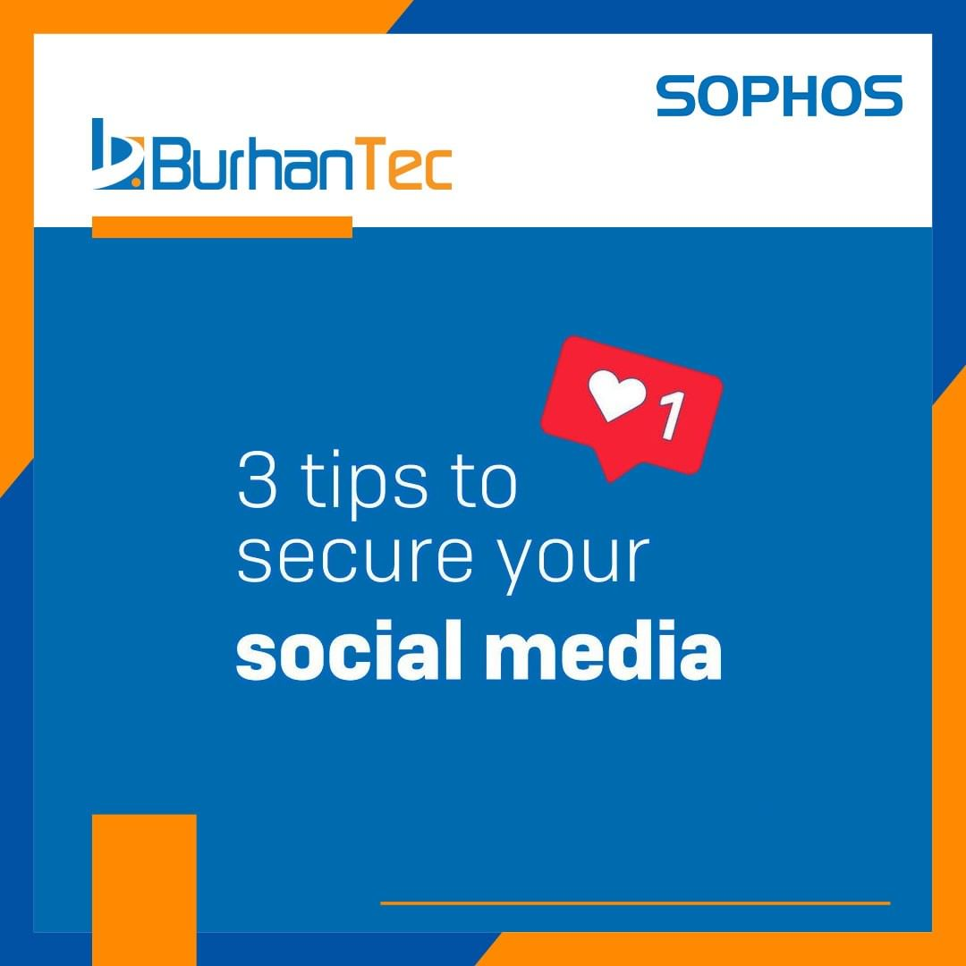 3 Tips to Secure your Social Media