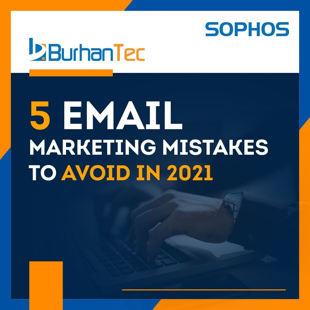 5 Email Marketing Mistakes to Avoid