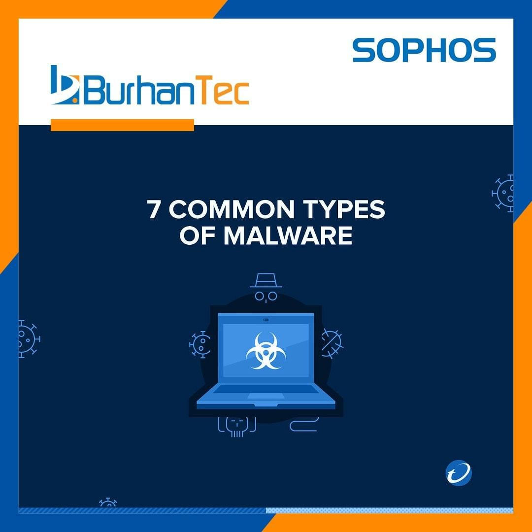 7 Common Types of Malware